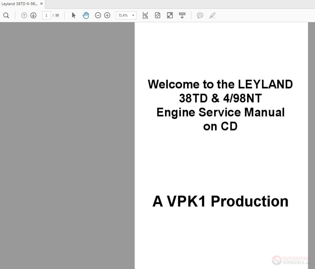 Leyland 38td 4