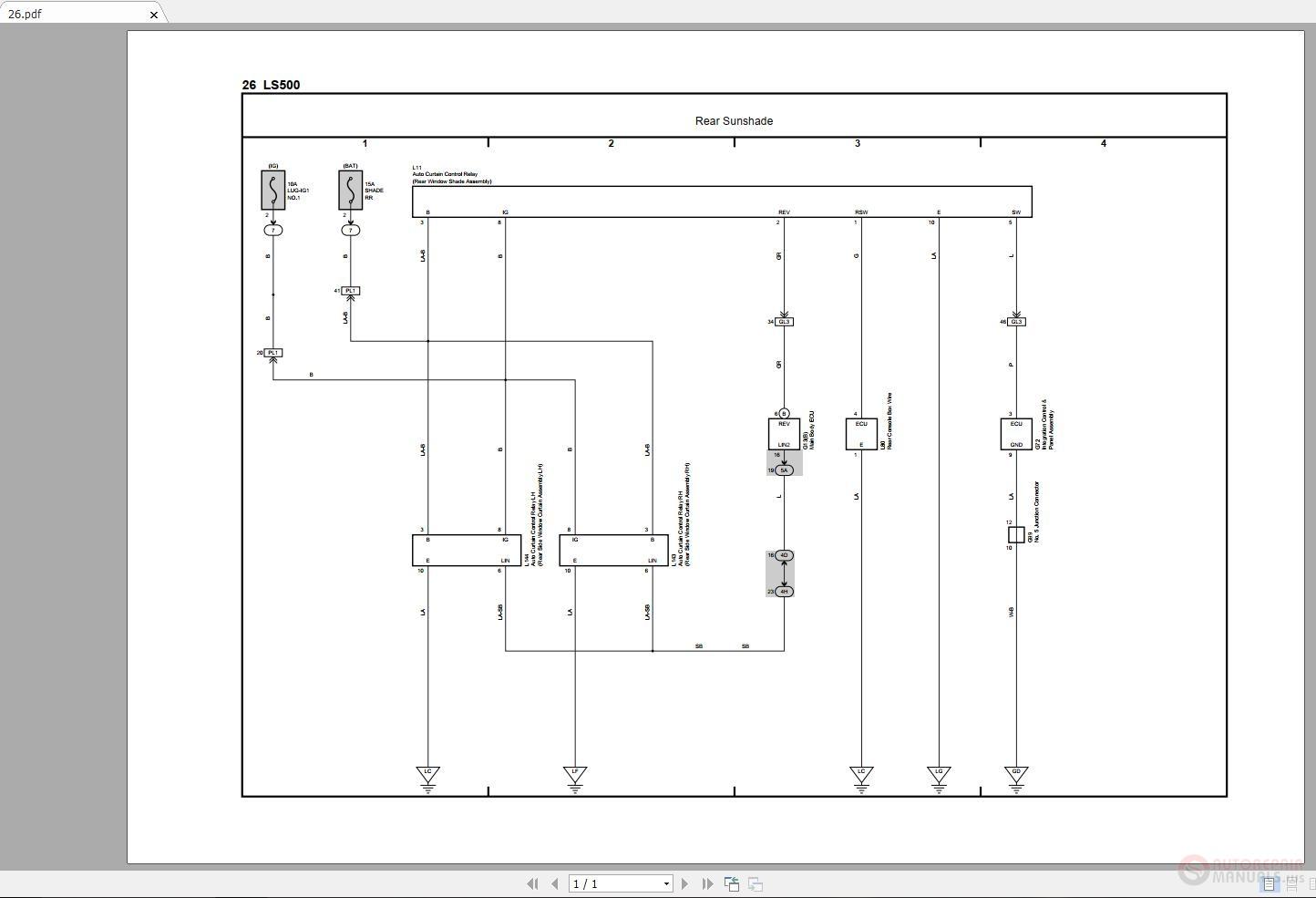 Electrical Wiring Diagram On European Electrical Wiring Diagram