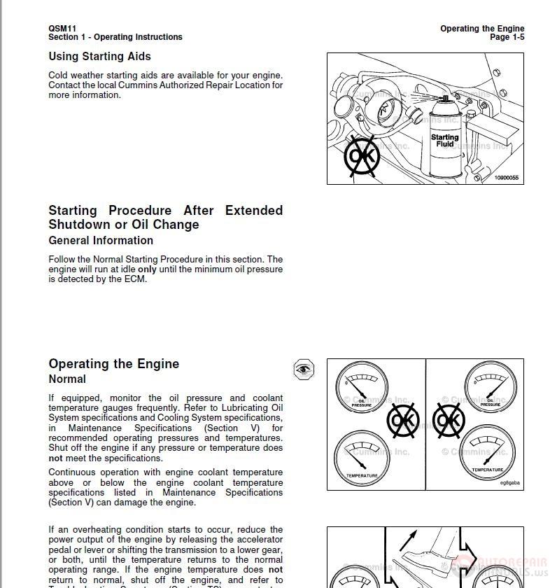 Cummins Marine And Industrial Qsm11 Engine 3666404