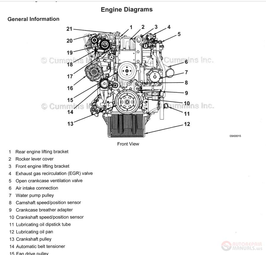 cummins qsf3 8 cm2350 f107-om engine operation and maintenance manual