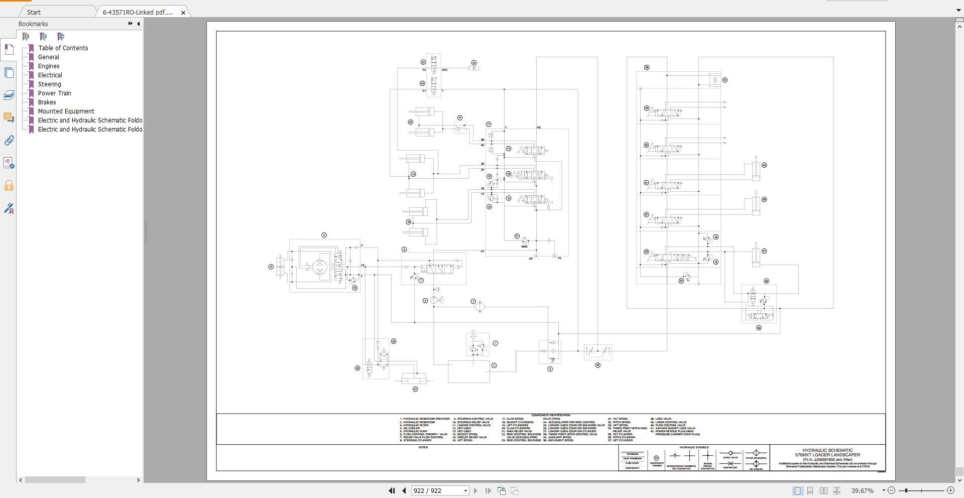 ARMS] Case Landscaper Loader Shop Manual DVD | Auto Repair