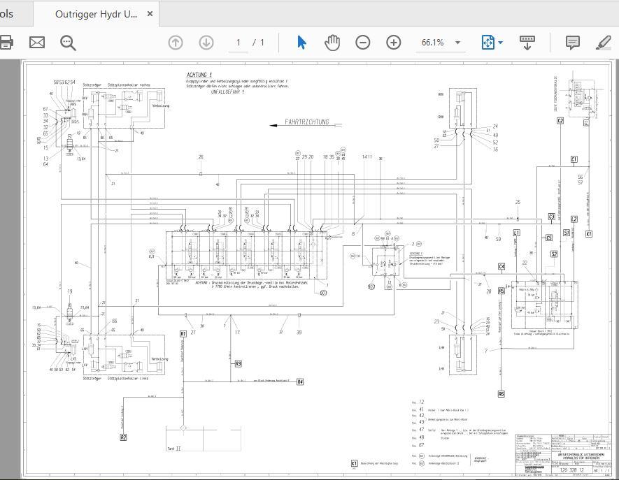 Terex AC400 SN79068  G  Shop Manual   Auto Repair Manual