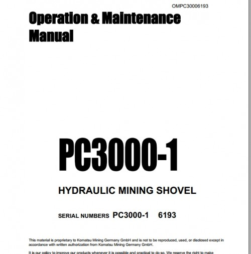 Komatsu_Hydraulic_Mining_Shovel_PC3000-16193_Operation_Maintenance_ManualEN_OMPC30006193_1.jpg