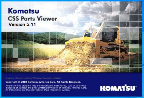 Komatsu-EPC-Linkone-CSS-Parts-Viewer-5.11-04.2020_JAPAN-1.png