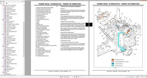 John Deere Select Series Tractors X740 X744 X748 X749 Technical Manual TM2350 3