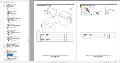 Dynapac Heavy Equipment 28.3 GB Part Catalog Full DVD 9