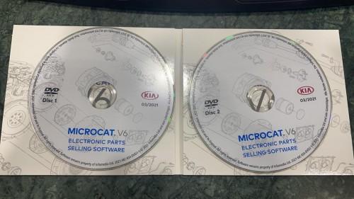 KIA MCAT EPC V6 [04.2021] SPARE PARTS CATALOG 1